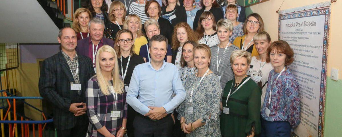 Zlot Nauczycieli w Mysłowicach