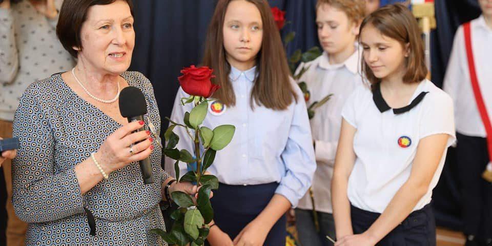 Małgorzata Wieniawska, 1027 Kawaler Orderu Uśmiechu